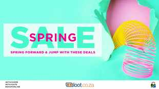 Spring forward and jump with these great deals!