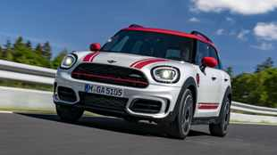 Facelifted Mini Countryman John Cooper Works due in SA later this year