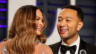 Chrissy Teigen has an oops moment as she posts phone number to hospital room on Instagram