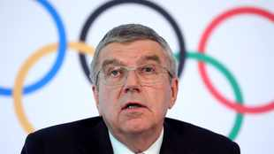 IOC confident of safe Tokyo Games, but it's too early for deadlines, says Bach