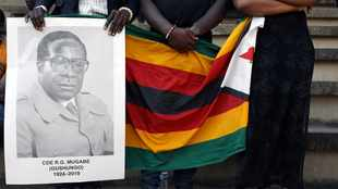 Lawyer says Robert Mugabe's assets have not been finalised yet