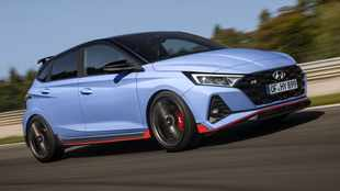 Hyundai unleashes i20 N performance hatch to rival Polo GTI, Clio RS