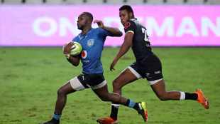 Madosh Tambwe says he has 'nothing to prove' against the Sharks in Rainbow Cup SA clash