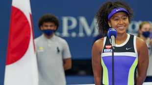 Champion Osaka harnesses sport's biggest spotlight in fight for racial justice