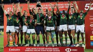 Safety first, say Blitzboks after second place in World Rugby Sevens Series