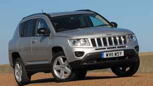 Jeep Compass heading the right way