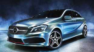 AMG's A-Class to be a little devil