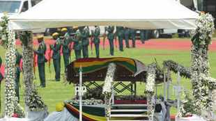 'He was an intellectual giant': African leaders praise Robert Mugabe