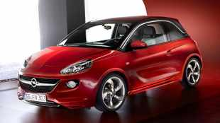 Opel reveals funky, moody small hatch