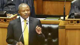 David Mabuza faces grilling from MPs