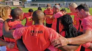 Blitzboks to return to training following Cape Town and Dubai 7s cancellation