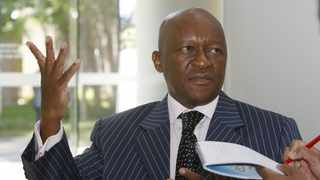 08/11/2010 CEO of Royal Bafokeng Platinum during their listing on the JSE board in Sandton JHB.Photo: Leon Nicholas