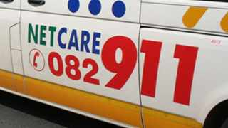 09 Subject: Brick truck crashes through wall after partial head-on collision with tow truck.Statement: At approximately 09h20 on Thursday morning 12 March 2009, Netcare 911 paramedics responded to reports of a very serious collision involving several vehicles on Douglas road near to the corner of Alexander road in Douglasdale in the Fourways area. Picture. Netcare 911
