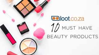 10 must have beauty products