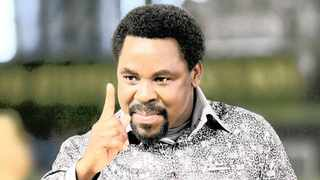 170914: The week-long funeral service of controversial Nigerian pastor and televangelist Temitope Balogun Joshua, better known as TB Joshua, is set to run from July 5-11. Picture: AP