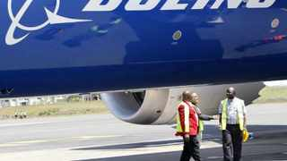 2012's plan to buy a Boeing 777-200 LR executive jet, ultimately cancelled, which would have cost more than R2bn.