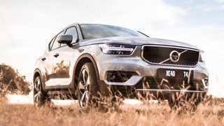 2021 Volvo XC40 T4 has just been launched in South Africa
