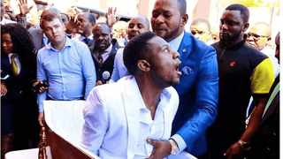 A North West bishop has opened a criminal case against Alleluia Ministries International (AMI) leader, pastor Alph Lukau. Picture: Supplied