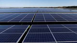 A drive to shift South Africa's electricity production to renewable energy is threatening as many as 120,000 jobs at coal mines and power plants that use the fuel, a research consultancy said. Photo: File