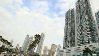 A file picture dated 10 July 2014 shows a view of Panama City, Panama. Picture: EPA/Alejandro Bolivar