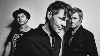 A-ha play Hunting High And Low live tour. Picture: Supplied