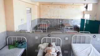 """A hospital in Jhind, India. The country has been flaunted as a global leader in """"medical tourism"""" since the 1990s.Photo: Bloomberg"""