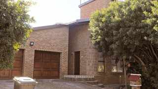 A house which belongs to the leadership of Ambassadors For Christ World Outreach Ministries. Picture: African News Agency (ANA)