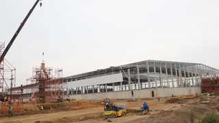 A new logistic park development in Clairwood, South of DurbanPicture: Doctor Ngcobo/African News Agency /ANA