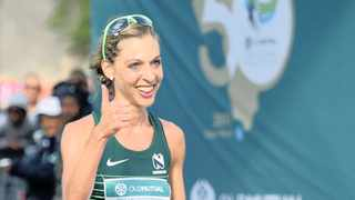 A notable inclusion was Gerda Steyn who finished 11th at the New York Marathon on Sunday. Photo: Ryan Wilkisky/Reuters