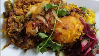 A perfect celebratory dish to make your Diwali more enjoyable and flavourful – the quintessential vegetable biryani. Picture: Supplied