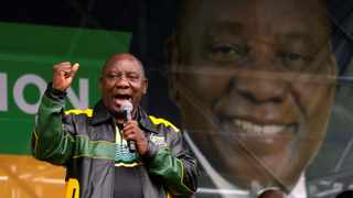 A poll just released two days before South Africans go to the polls on Wednesday gives President Cyril Ramaphosa 6.5 out of 10 rating as a political party leader.