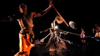 A previous production by JOMBA! Contemporary Dance Experience 2021 Legacy Artist Jay Pather.