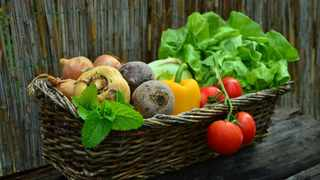 A study has found that plant-based diets decreased chances of experiencing severe Covid-19 symptoms by 73%. Picture: File