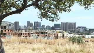 A view of the city from Constitution Street in District Six. Picture: Tracey Adams/African News Agency (ANA) Archives