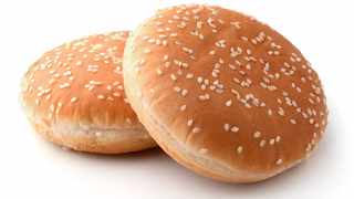 A woman's bizarre fast-food order is making the rounds on social media after she requested one hamburger bun, with no mustard, onions, pickles, or beef patty. Picture: Supplied
