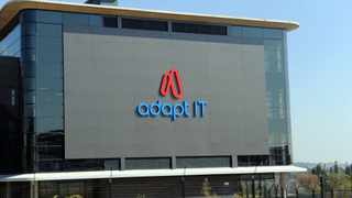 ADAPT IT shareholders holding a paltry 1.9 percent of the company's shares have accepted telecoms company Huge Group's share swop offer to acquire 100 percent of the software and services company. Picture: Ian Landsberg, ANA.