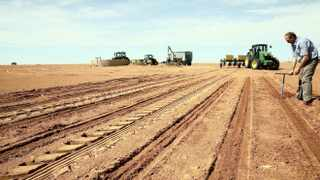 AGRI SA HAS issued a stern warning that the prevailing drought conditions could collapse rural economies and decimate the country's entire agricultural industry. REUTERS African News Agency (ANA)