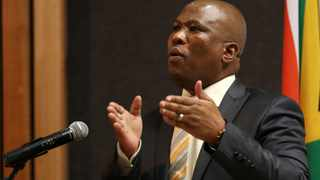 ANC Eastern Cape chairperson Oscar Mabuyane. Picture: Bheki Radebe/African News Agency (ANA) Archives