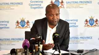 ANC Gauteng head of elections and the province's Human Settlements, Urban Planning and Co-operative Governance and Traditional Affairs MEC Lebogang Maile yesterday said the party was committed to resolving the issues raised by its branches. Picture: Itumeleng English/African News Agency(ANA)