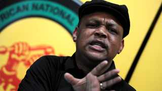 ANC national spokesperson Pule Mabe said channels for managing disputes were an integral part of the ANC's candidate selection processes. Picture: Werner Beukes/SAPA/African News Agency (ANA) Archives