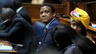 ANC provincial human settlements spokesperson Andile Lili asked the question in the legislature. Ayanda Ndamane/African News Agency(ANA)