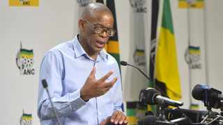 ANC secretary-general Ace Magashule. Picture: Itumeleng English/African News Agency (ANA) Archives