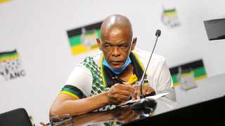 ANC secretary general Ace Magashule. Picture: Nokuthula Mbatha/African News Agency(ANA)