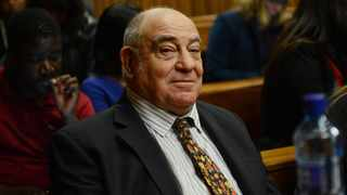 ANC stalwart Ronnie Kasrils File picture: Masi Losi/ANA Pictures