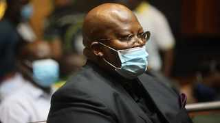 ANC treasurer in Limpopo Danny Msiza has stepped aside. Picture: Supplied