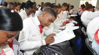 About 60 grade 12 learners from schools in Hanover Park will be provided with a safe space to prepare for the National Senior Certificate (NSC) examinations. Picture: Henk Kruger/ANA/African News Agency
