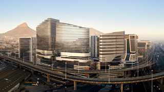 Absa has partnered with Amdec Group, a South African developer of new urban precincts, to develop the first tower of the Harbour Arch project, a R15 billion private equity investment, on the Foreshore in Cape Town, with potential for 20 000 job opportunities. Picture: Supplied