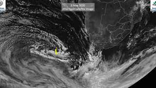 According to the South African Weather Services, an intense cold front will blow into KwaZulu-Natal from Friday. Picture: Saws
