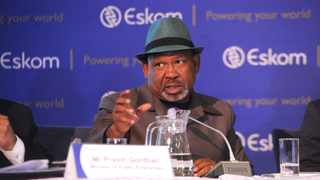Acting Eskom chief executive and chairperson Jabu Mabuza told the Joburg Indaba that Eskom was too big not to have a permanent chief executive. Photo: Itumeleng English/African News Agency (ANA)