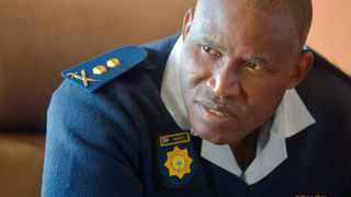 Acting provincial commissioner Thembisile Patekile said: 'We have a dedicated task team that will track and trace the persons of interest'. Photographer: Armand Hough
